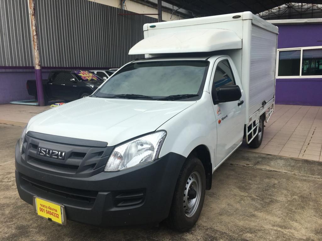 ขายรถ ISUZU SPARK EX 2013 gucars com
